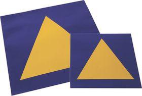 Moto-Quip - Mozambique Triangle Sticker