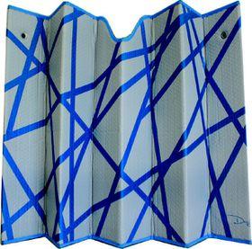 Moto-Quip - Deluxe Aluminium Carcool - Blue