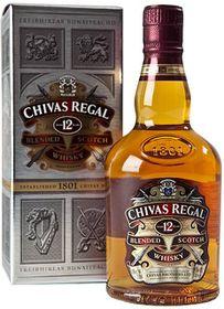 Chivas Regal - 12 Year Old Scotch Whisky - 750ml