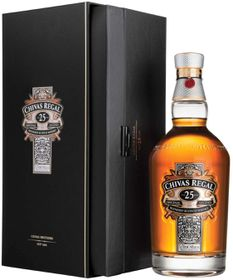 Chivas Regal - 25 Year Old Scotch Whisky - 750ml