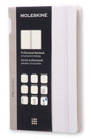 Moleskine Professional Notebook Large Hard Grey