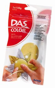 DAS Air Hardening Modelling Clay 150g - Gold