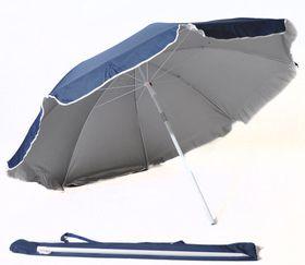 St Umbrella - Beach Umbrella - Navy Blue