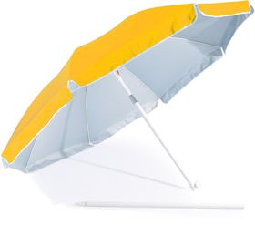 St Umbrella - Beach Umbrella - Yellow
