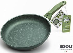 Risoli - Dr Green Fry Pan - 20 x 20 cm