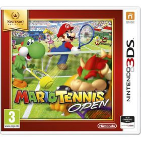 Mario Tennis Open Select (3DS)