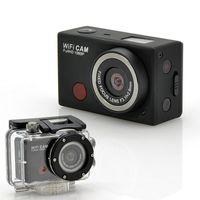 Wi-Fi 1080p Sports Camera - SportsCam