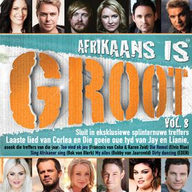 Afrikaans Is Groot Vol 8 (CD)