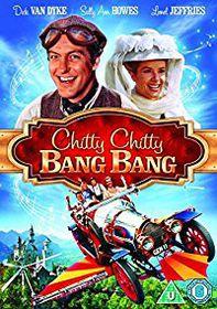 Chitty Chitty Bang Bang Resleeve (DVD)