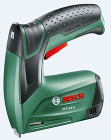 Bosch - Cordless Tacker - Green
