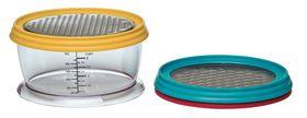 Progressive Kitchenware - Grate and Store - Yellow