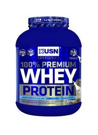 USN 100% Premium Whey Cookies And Cream - 3.2kg
