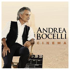 Andrea Bocelli - Cinema (CD)