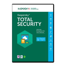 Kaspersky Total Security 2016 - Multi-device
