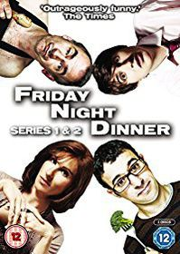 Friday Night Dinner - Series 1 & 2 Box Set (DVD)