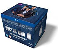 Doctor Who - Series 1-7 - Complete (Blu-Ray)