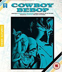 Cowboy Bebop - Complete Collection (Blu-Ray)