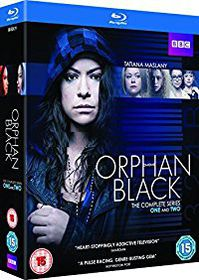 Orphan Black - Series 1 and 2 - Complete (Blu-Ray)