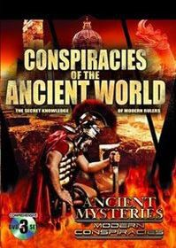 Conspiracies Of The Ancient World - Secret Knowledge Of Modern Rulers (DVD)