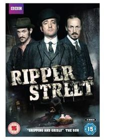 Ripper Street - Series 1 - Complete (DVD)