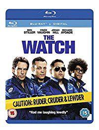 The Watch Blu-ray (Blu-ray)