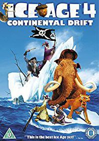 Ice Age 4 Continental Drift (Blu-ray)