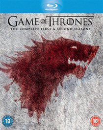 Game Of Thrones: Series 1-2 Complete (Blu-Ray)
