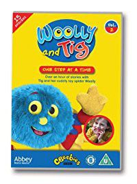 Woolly And Tig: One Step At A Time (DVD)
