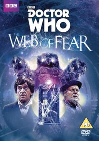 Doctor Who - Web Of Fear (DVD)