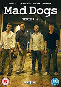 Mad Dogs - Series 4 - Complete (DVD)