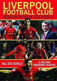 Liverpool Football Club Season Review 2013/2014 (DVD)