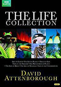 David Attenborough: The Life Collection (DVD)