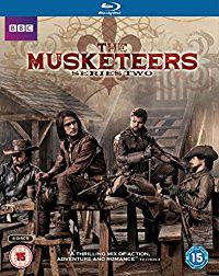 The Musketeers - Series 2 - Complete (Blu-Ray)