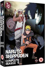 Naruto Shippuden - Series 5 - Complete (DVD)