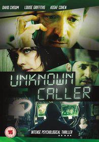 Unknown Caller (DVD)