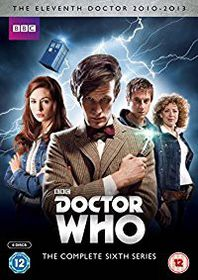 Doctor Who - Series 6 - Complete (DVD)