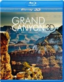 Grand Canyon 3D (3D Blu-ray)