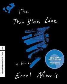 Thin Blue Line - (Region A Import Blu-ray Disc)