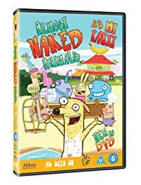 Almost Naked Animals: It's My Party (DVD)