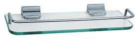 Infinity Bathroomware - Utility Rectangular Glass Shelf