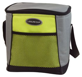LeisureQuip - 12 CanLeisureQuip - Soft Cooler Bag - Green
