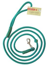 Kunduchi -  Comfort Clip Lead - Green - 1.8m