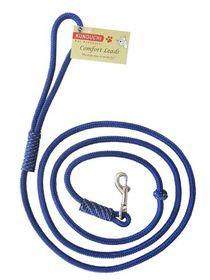 Kunduchi -  Comfort Clip Lead - Navy Blue - 1.8m