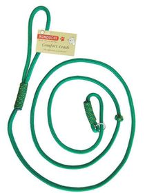 Kunduchi Comfort Slip Lead - Green 1.8m