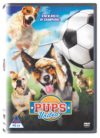 Pups United (DVD)