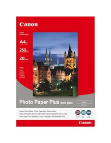 Canon SG-201 A4 Photo Paper (20 sheets)