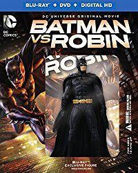 Batman Vs Robin - (Region A Import Blu-ray Disc)