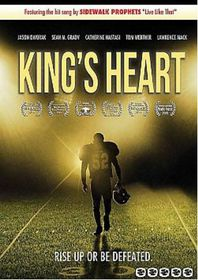 King's Heart - (Region 1 Import DVD)