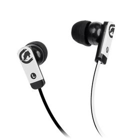 Ecko Zone Stereo In Ear Headset - Black