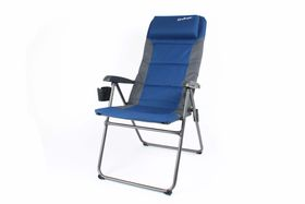 Kaufmann - Hi Back Chair - Blue